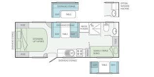 Caravan Floor Plan Layouts Jayco Starcraft Caravan Australian Caravan Co