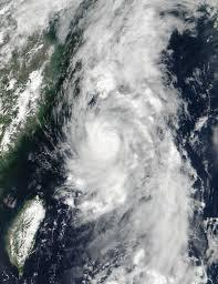 Tropical Storm Nanmadol