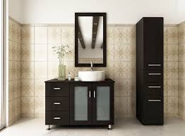 Beige And Black Bathroom Ideas Bathroom Terrific White Porcelain Top Brown Small Bathroom