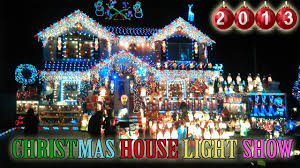 Christmas Home Decorations Pictures Christmas House Light Show 2013 Best Christmas Outdoor