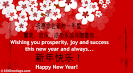 A Chinese New Year Greeting! Free Formal Greetings eCards | 123.