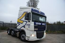 daf ftgxf 105 460 seven used trucks