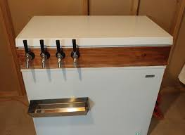 Beer Kegerator Mikebeer Chest Freezer Kegerator