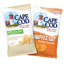 cape cod potato chips launches two savory new cheese flavors