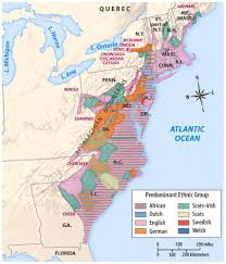 Map Of The New England States by Maps Charts Graphs 17th Century America I Had An Ancestor