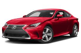 lexus rc red interior 2017 lexus rc 200t new car test drive