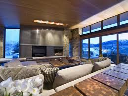 amusing modern rustic mountain homes pics decoration ideas