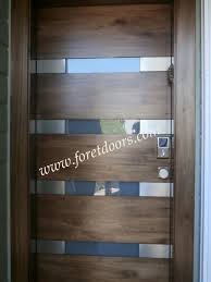 modern front door with horizontal glass windows gallery of