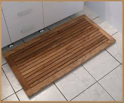 Teak Floor Mat Teak Bath Mat Decor Ideal Teak Bath Mat U2013 Home Decorations Ideas