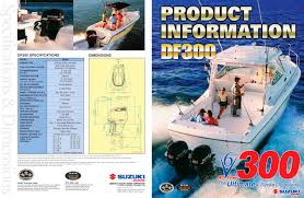 df300 suzuki marine pdf catalogues documentation boating