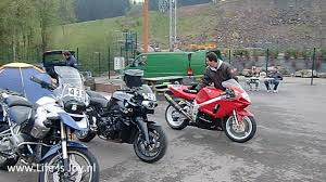 belgium spa francorchamps circuit onboard bmw r1200gs k1200r