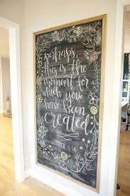 the 25 best large chalkboard ideas on pinterest chalkboards