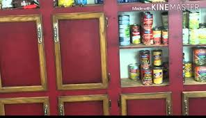 d i y country shabby chic kitchen cabinets youtube