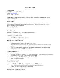 Great Resume Examples  great resume objective statements examples     happytom co