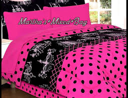 bedding set pink black and white bedding innerpeace gray and