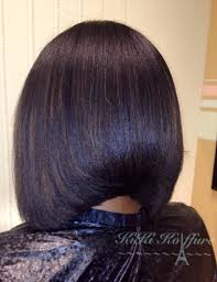 naturalhair houston longhair blackhair bob precision
