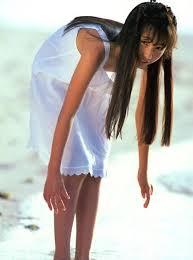 諏訪野しおり少女|ガッキー 水着