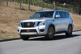 nissan armada tire size first pictures the 2017 nissan armada spices up a stale full size