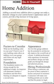 here u0027s how to add an extra room over a garage