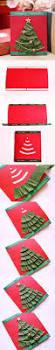 Diy Mini Christmas Trees Pinterest 25 Best Paper Christmas Trees Ideas On Pinterest Diy Christmas