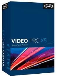 MAGIX Video Pro X5 Version12.0.12.4 Final Potente y Profesional editor de Video
