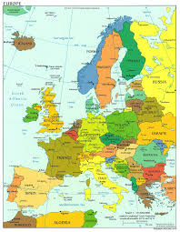 Map Of Russia And Europe by Syllabus History 422