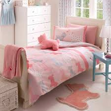 scottie westie dog pink gingham fitted sheet duvet quilt cover rug