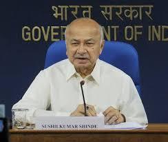 Union Home Minister Shri Sushikumar Shinde