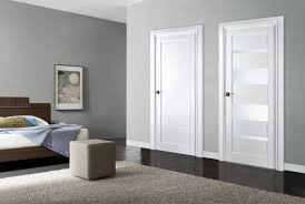 Large Interior Doors by Gorgeous Modern Interior Doors Aluminum Frame Modern Interior