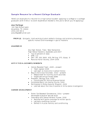 Student Resumes For First Job by Umich Resume Builder College Resume Builder Free College Resume