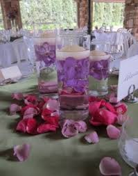 Purple Floating Candles For Centerpieces by Best 25 Submerged Centerpiece Ideas On Pinterest Submerged