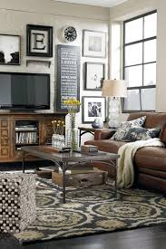 Pottery Barn Bosworth Rug by 40 Cozy Living Room Decorating Ideas Decoholic