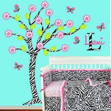 Baby Room Wall Murals by Girls Bedroom Foxy Picture Of Baby Zebra Bedroom Decoration