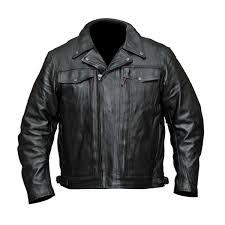 bike jackets for sale basic biker leather motorcycle jacket jafrum