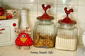 red canisters kitchen decor kitchen decor design ideas