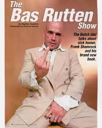 Bas Rutten's MMA Heavyweight Rankings Is Awesome