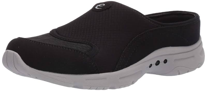 Easy Spirit Birch 2 Flats Black- Womens