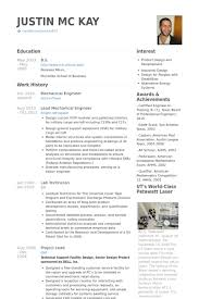 Resume Samples For Experienced Mechanical Engineers by Download Design Mechanical Engineer Sample Resume