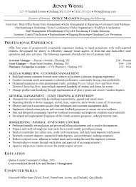 Sample Of Sales Manager Resume by Retail Store Manager Combination Resume Sample Retail Resume