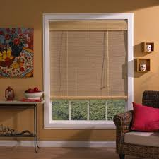 tips matchstick blinds roll down window shades roll up blinds