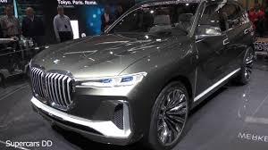 Bmw I8 Jeep - bmw x7 futuristic hybrid jeep concept 4k supercars dd youtube