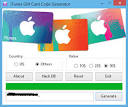 Itunes Gift Card Generator No Download No Survey