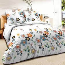 white i story flowers 100 cotton bed linen set duvet cover