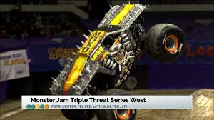 monster truck shows in colorado check out this weekend u0027s thrilling monster jam show fox31 denver