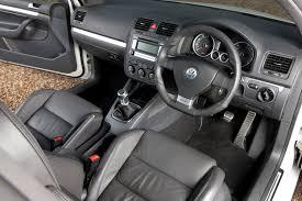 volkswagen mk 5 golf gti interior rhd from driver u0027s side uk car