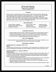Legal Secretary Resume  resume format attorney newsound co  lawyer     happytom co
