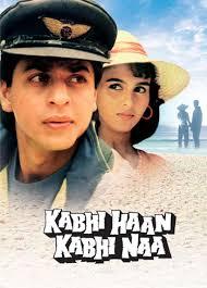 Kabhi han kabhi na poster