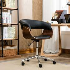 Upholstered Swivel Desk Chair by Upholstered Office Chairs U0026 Accessories Shop The Best Deals For