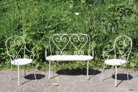 Childrens Garden Chair German Children U0027s Garden Furniture Set Of 3 For Sale At Pamono