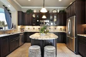 tiled kitchen island blue gray kitchen island storage butcher
